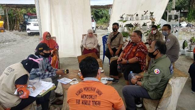Ombudsman Sulbar Komitmen Kawal Pelanggaran Maladministrasi di Pilkada Serentak
