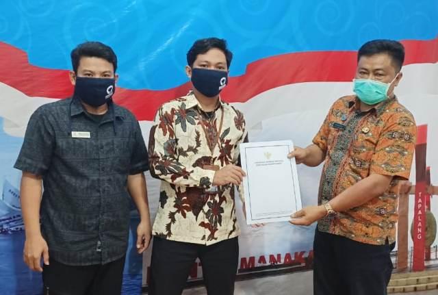 Ombudsman bersama Pemkab Mamasa Komitmen Tuntaskan Aduan Desa Pidara