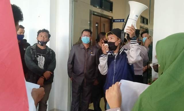 GMNI Pertanyatakan Keseriusan DPRD, Syamsuddin Hatta: Kami Tidak Main-Main