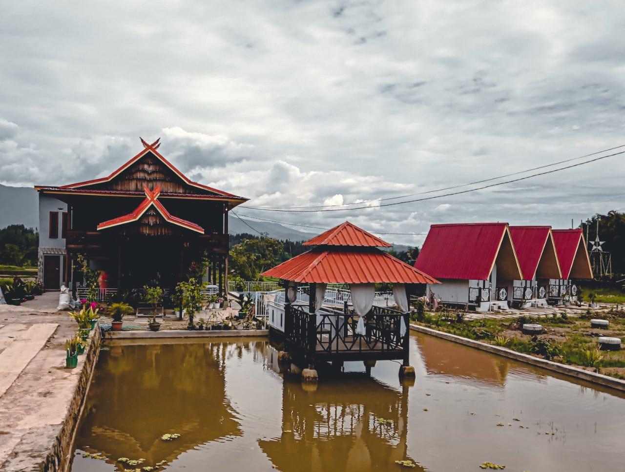 d'Breeze Villa Kini Hadir di Desa Wisata Tondok Bakaru