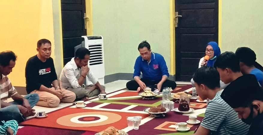 Kader Partai Perindo Mamuju Nyatakan Dukung Tina-Ado