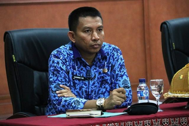 Tindaklanjut Dugaan Hilang Sejumlah Aset Daerah, Inspektorat Mamuju Masih Berproses