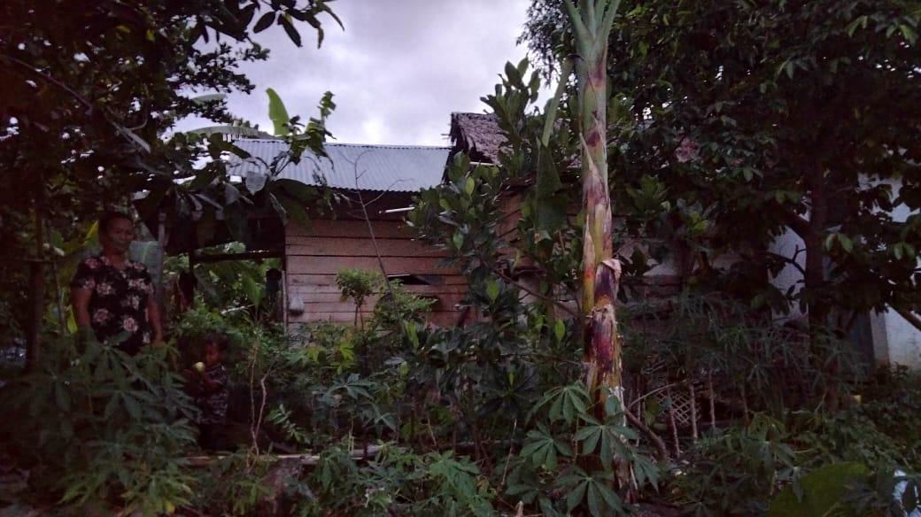 Kondisi Rumah Memprihatinkan, Marta Belum Juga Dapat Bantuan Bedah Rumah